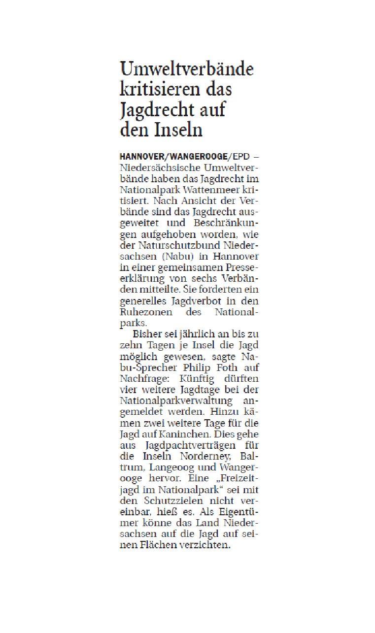 Jeversches Wochenblatt 28.11.2018 II