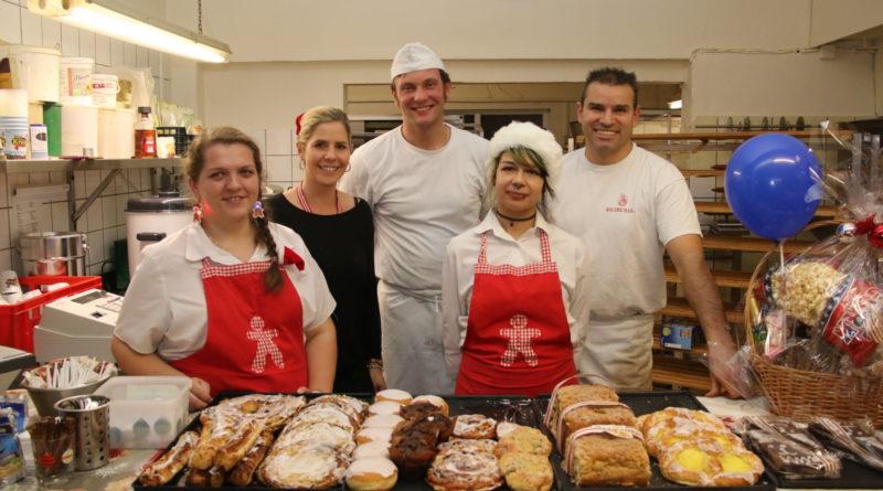 Weihnachtsbäckerei bei Bäckerei Kruse