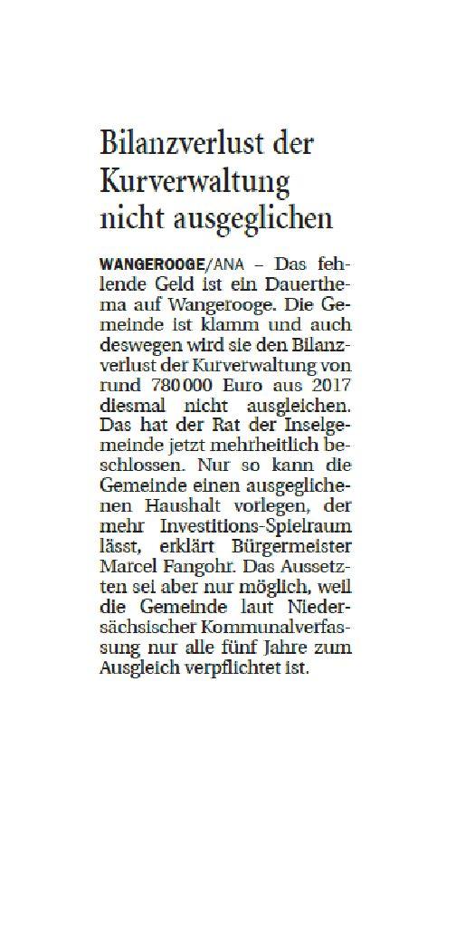 Jeversches Wochenblatt 24.12.2018 III