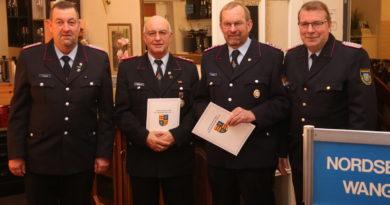 Freiwillige Feuerwehr Wangerooge braucht mehr aktive Mitglieder