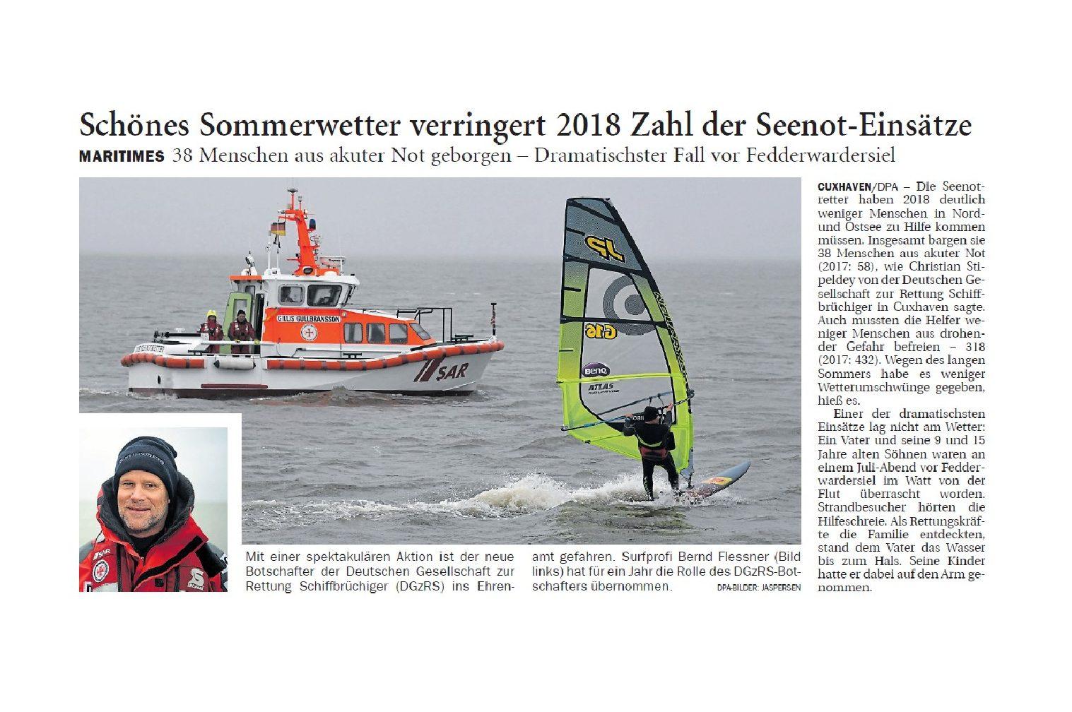 Jeversches Wochenblatt 17.01.2019 V