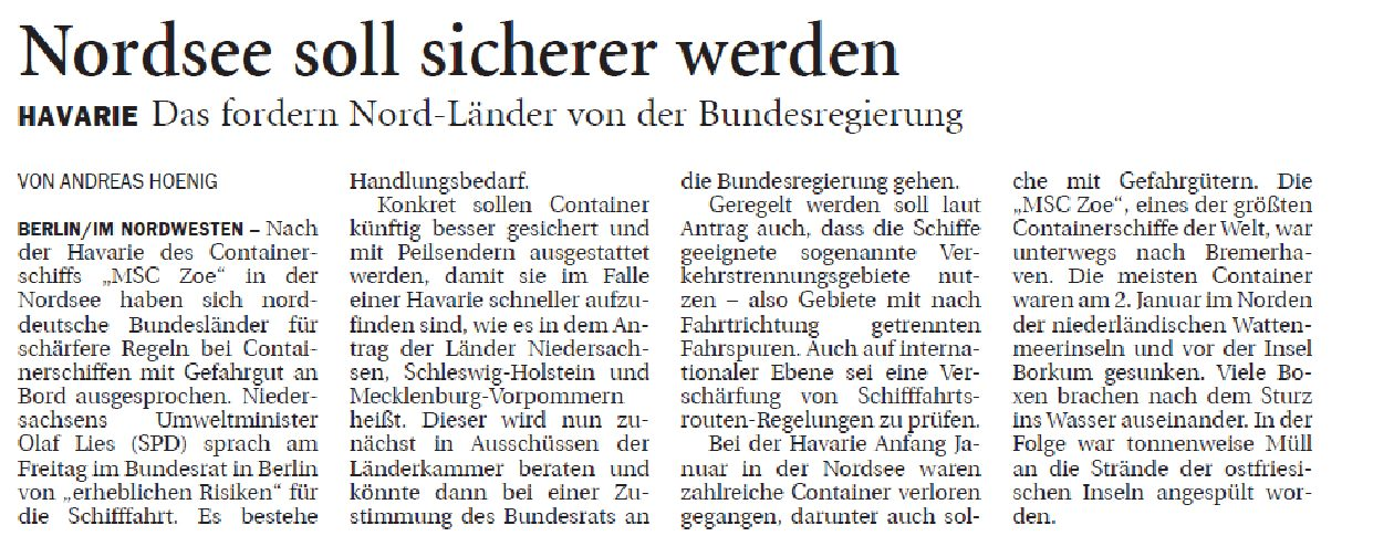 Jeversches Wochenblatt 16.02.2019 III