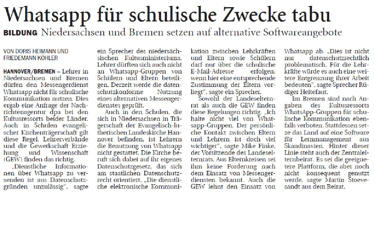 Jeversches Wochenblatt 18.02.2019 III