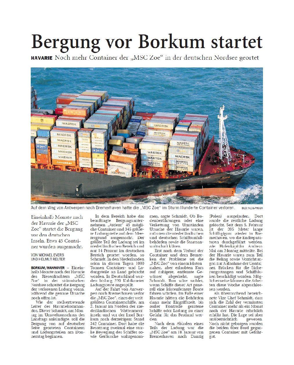 Jeversches Wochenblatt 19.02.2019