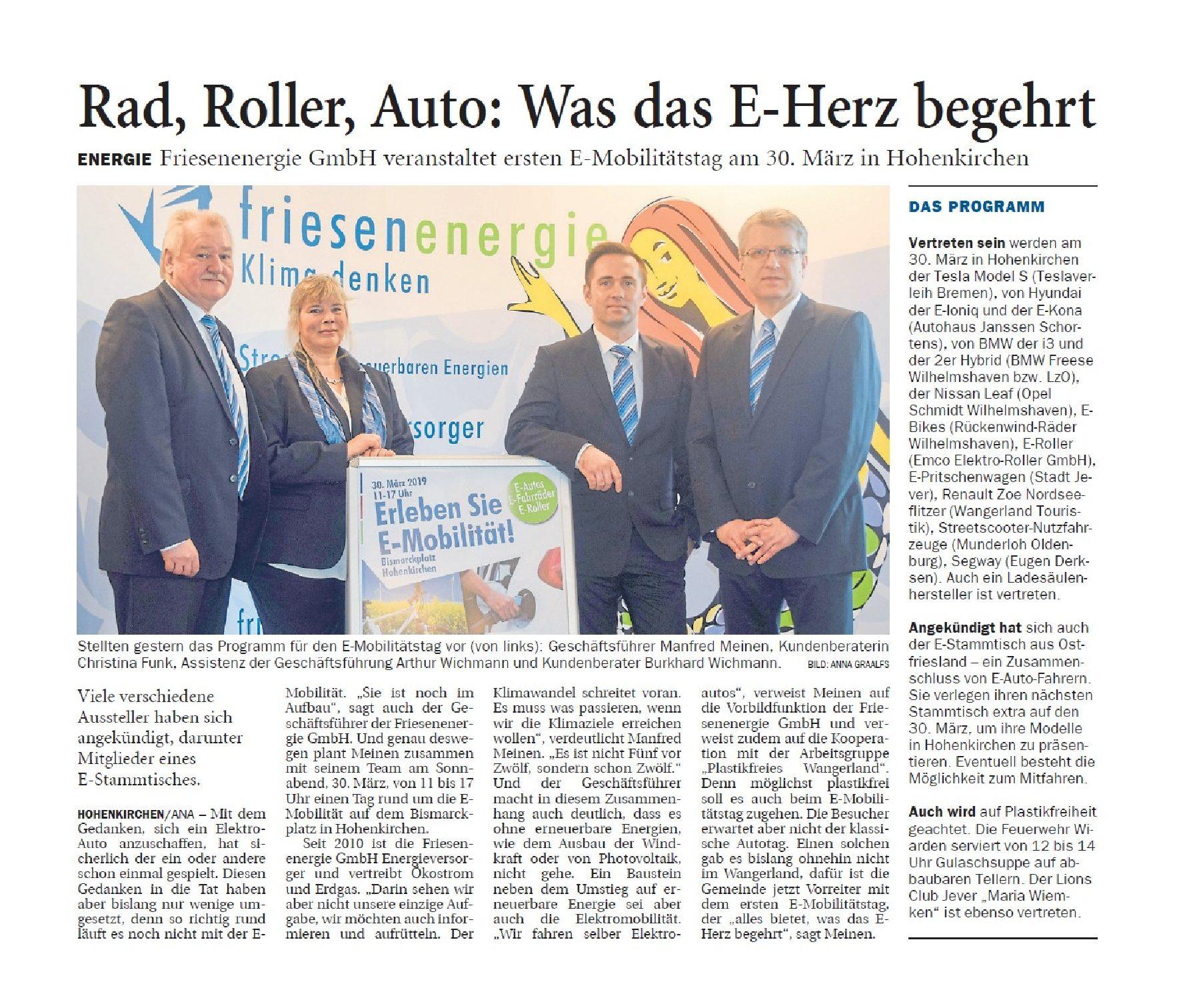 Jeversches Wochenblatt 09.03.2019 II