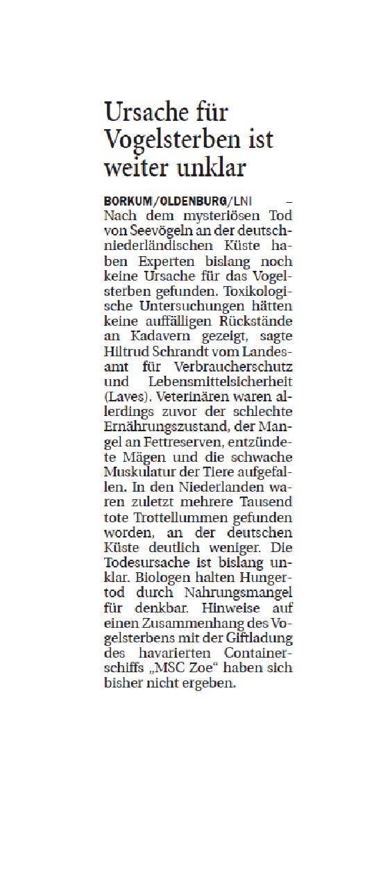 Jeversches Wochenblatt 11.03.2019 II