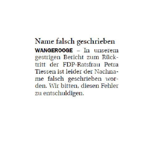 Jeversches Wochenblatt 15.03.2019 II