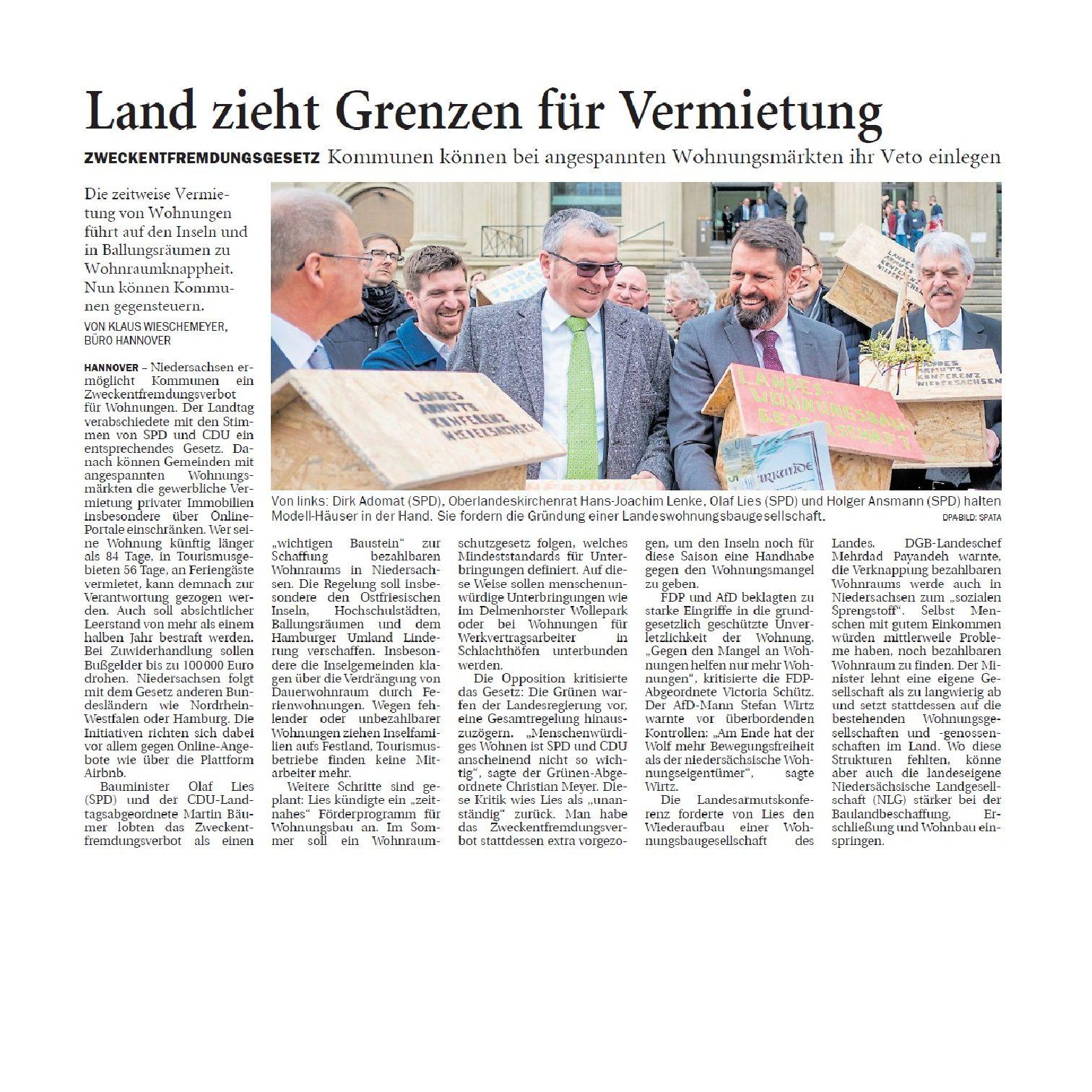 Jeversches Wochenblatt 28.03.2019 V