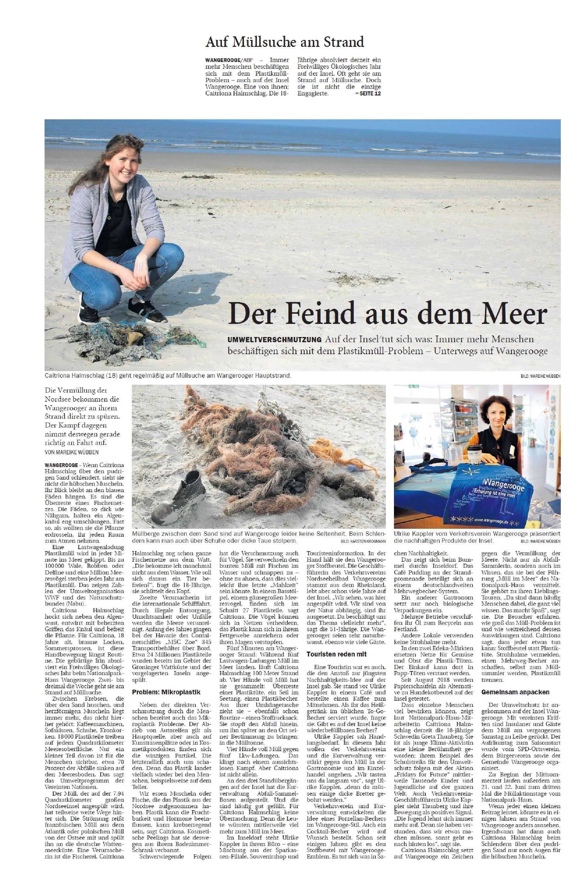 Jeversches Wochenblatt 02.04.2019 II