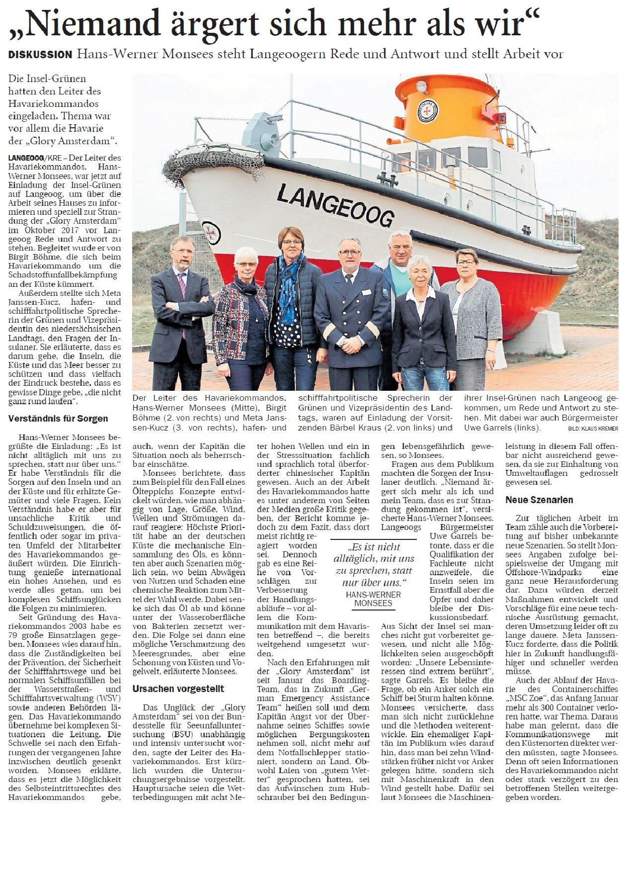 Jeversches Wochenblatt 09.04.2019 III