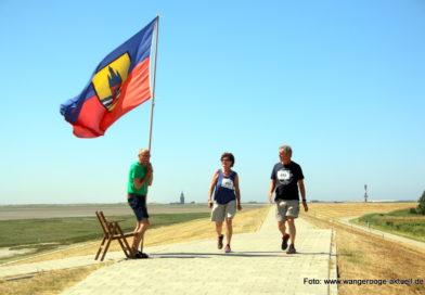 11.05.2021 Wangerooger Sportgemeinschaft (WSG) sagt Westturmlauf für 2021 ab