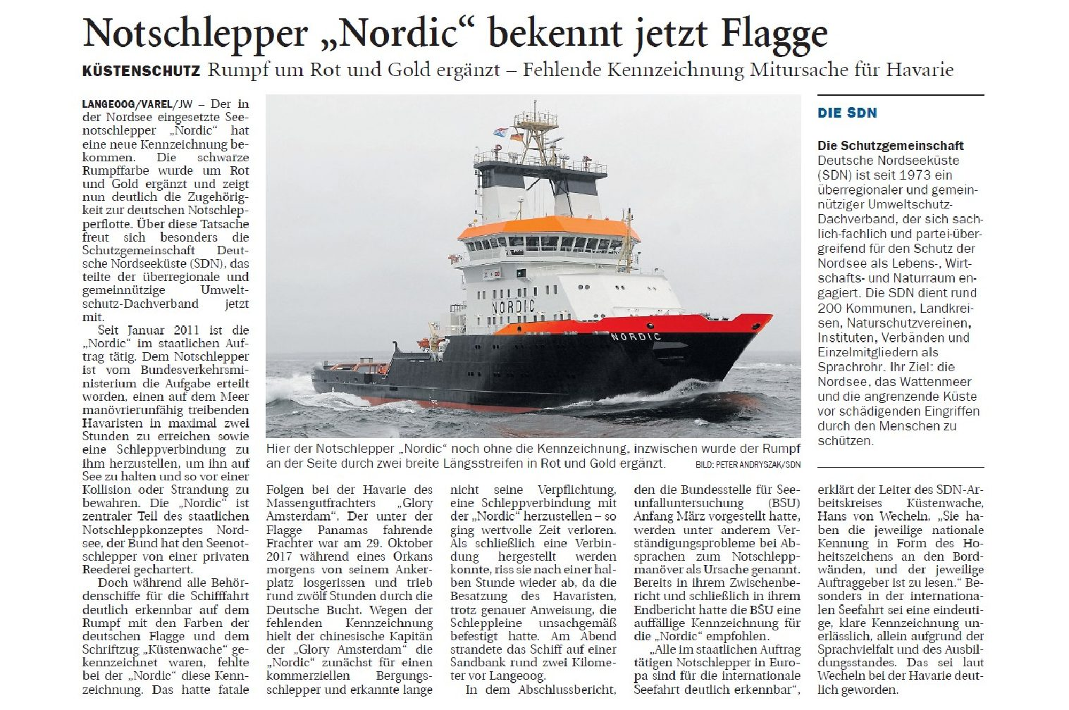 Jeversches Wochenblatt 12.08.21019 III