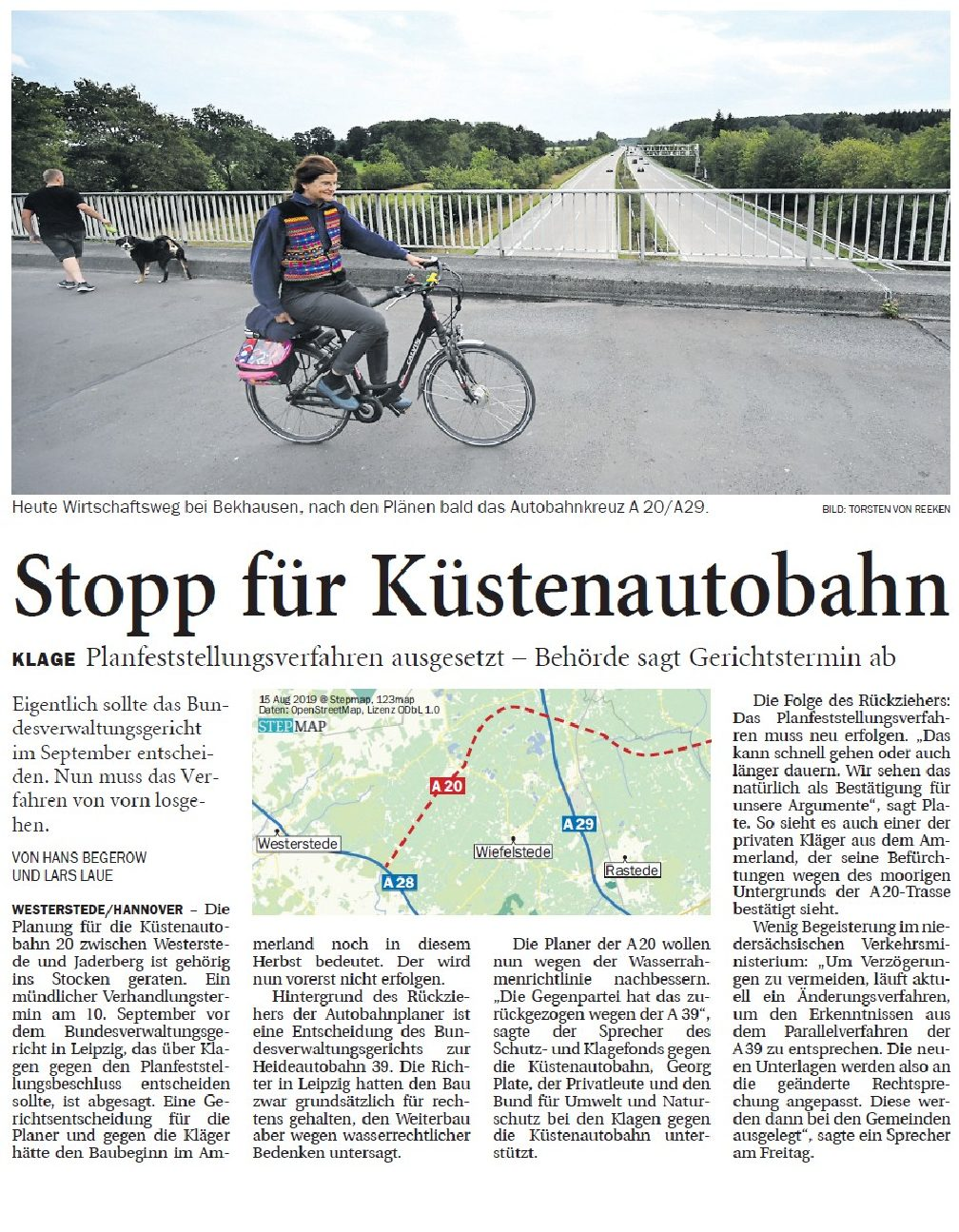 Jeversches Wochenblatt 17.08.2019 III