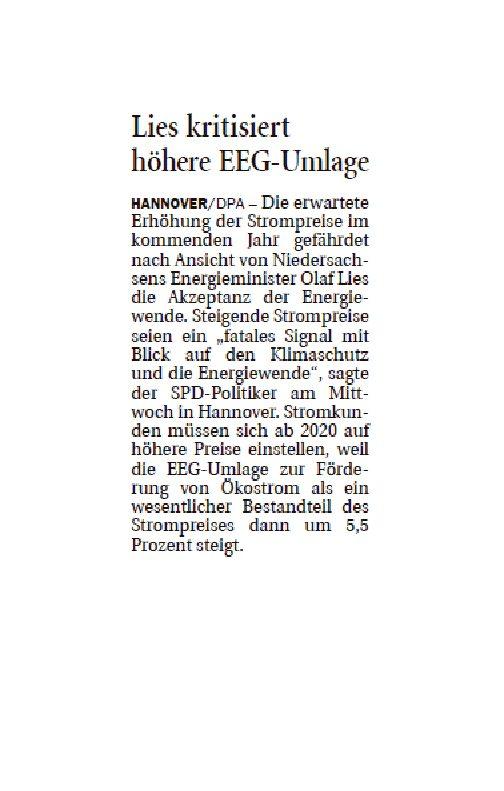 Jeversches Wochenblatt 17.10.2019 IV
