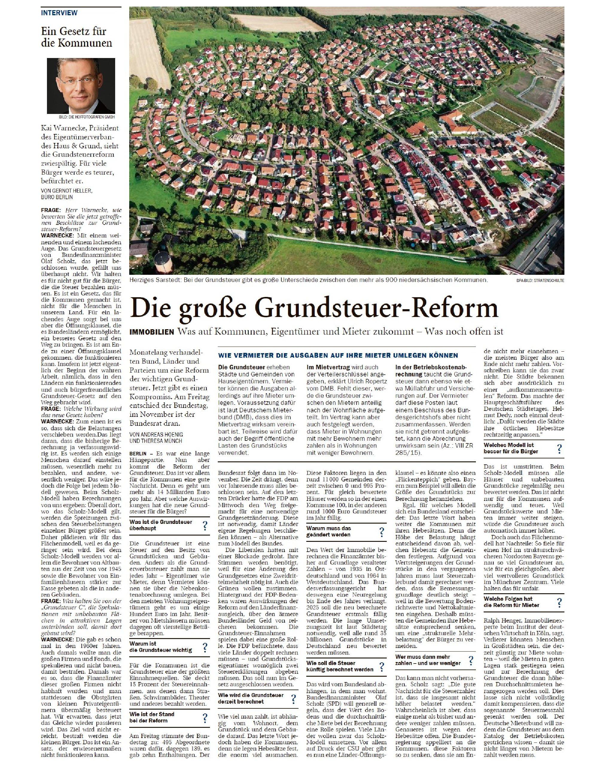 Jeversches Wochenblatt 19.10.2019 II
