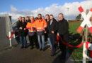 Freigabe des Deiches durch Niedersachsens Umweltminister Olaf Lies