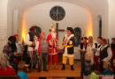 Nikolaufest an und in der ev.Nikolaikirche auf Wangerooge (mit Video)