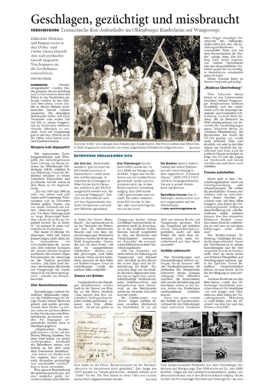 Jeversches Wochenblatt 10.12.2019