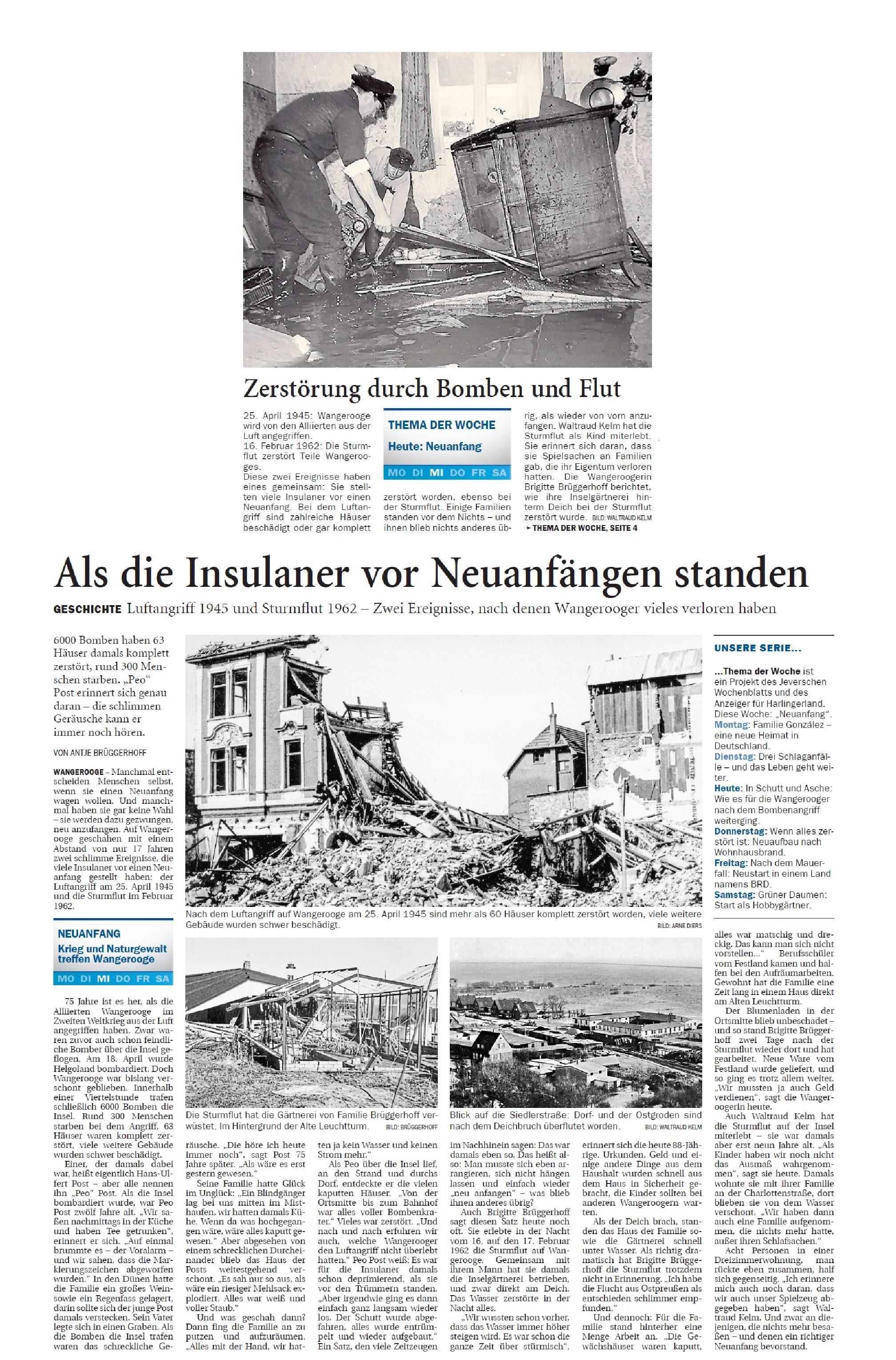 Jeversches Wochenblatt 15.01.2020 II