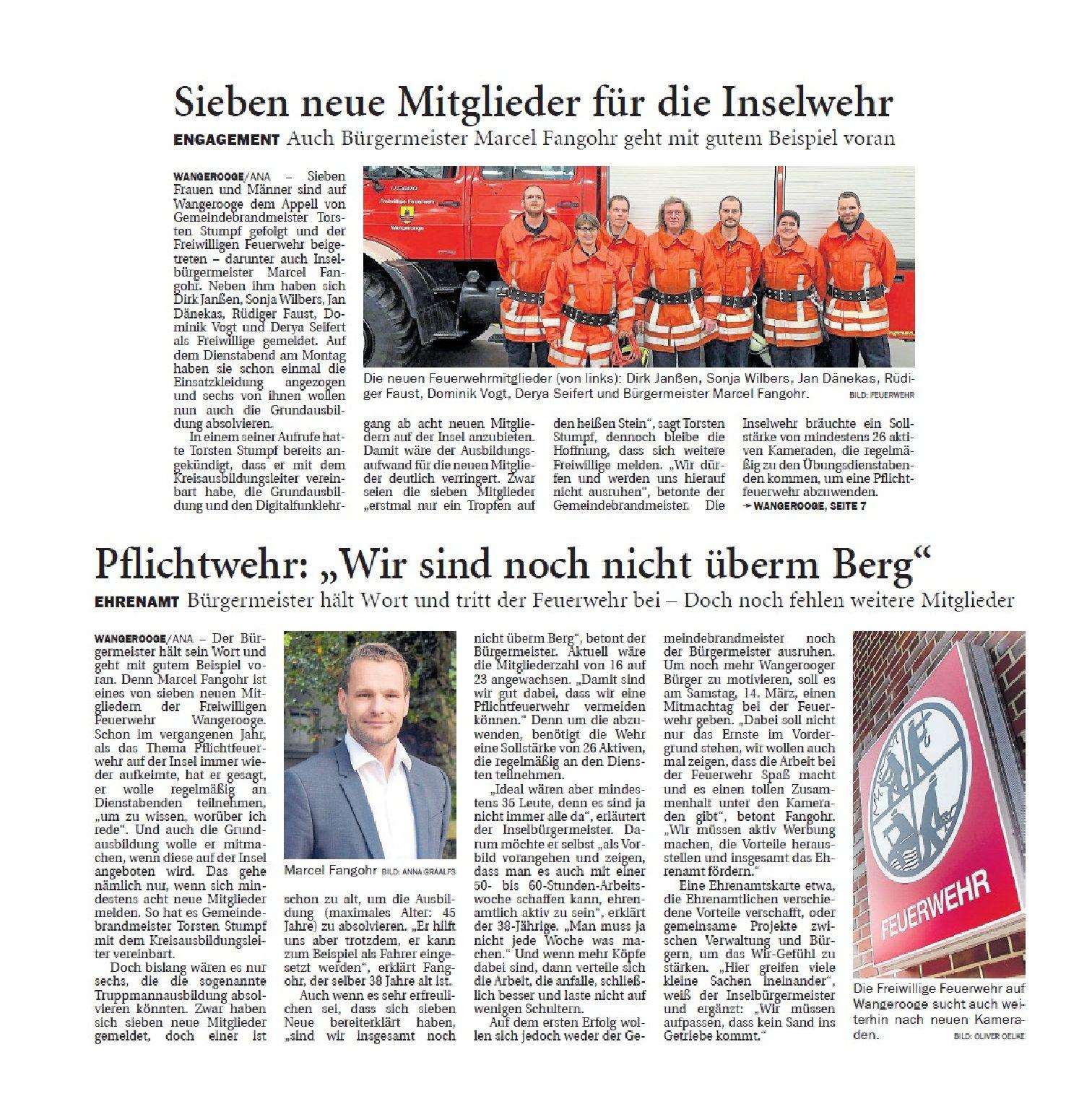 Jeversches Wochenblatt 17.10.2020