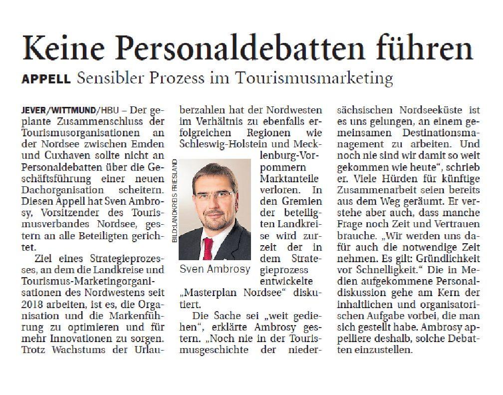 Jeversches Wochenblatt 18.01.2020 II