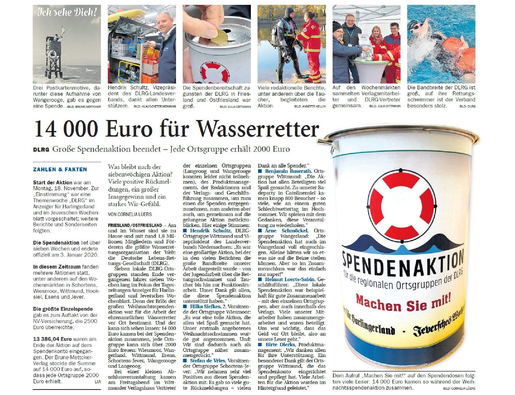 Jeversches Wochenblatt 20.01.2020 II