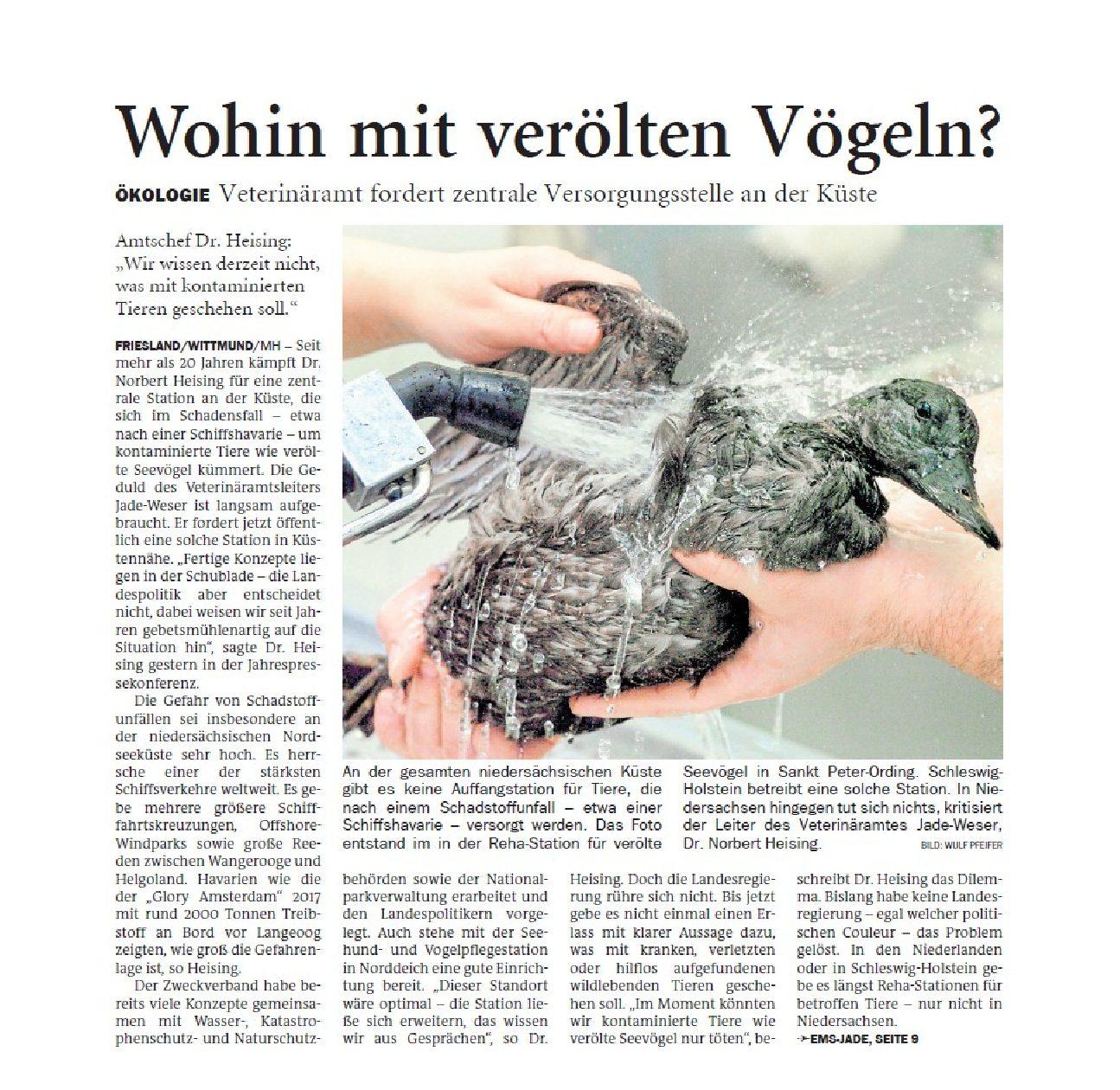 Jeversches Wochenblatt 06.02.2020