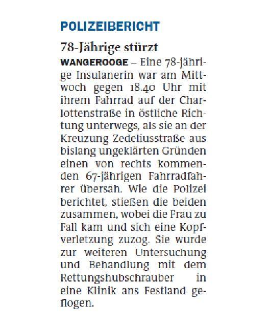 Jeversches Wochenblatt 21.02.2020 II