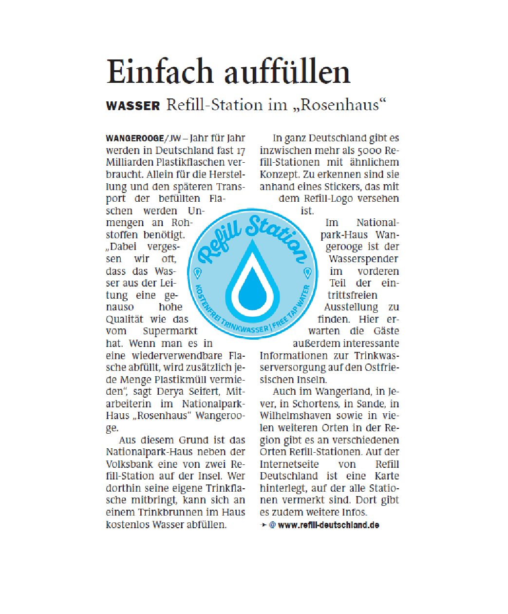 Jeversches Wochenblatt 21.02.2020 III