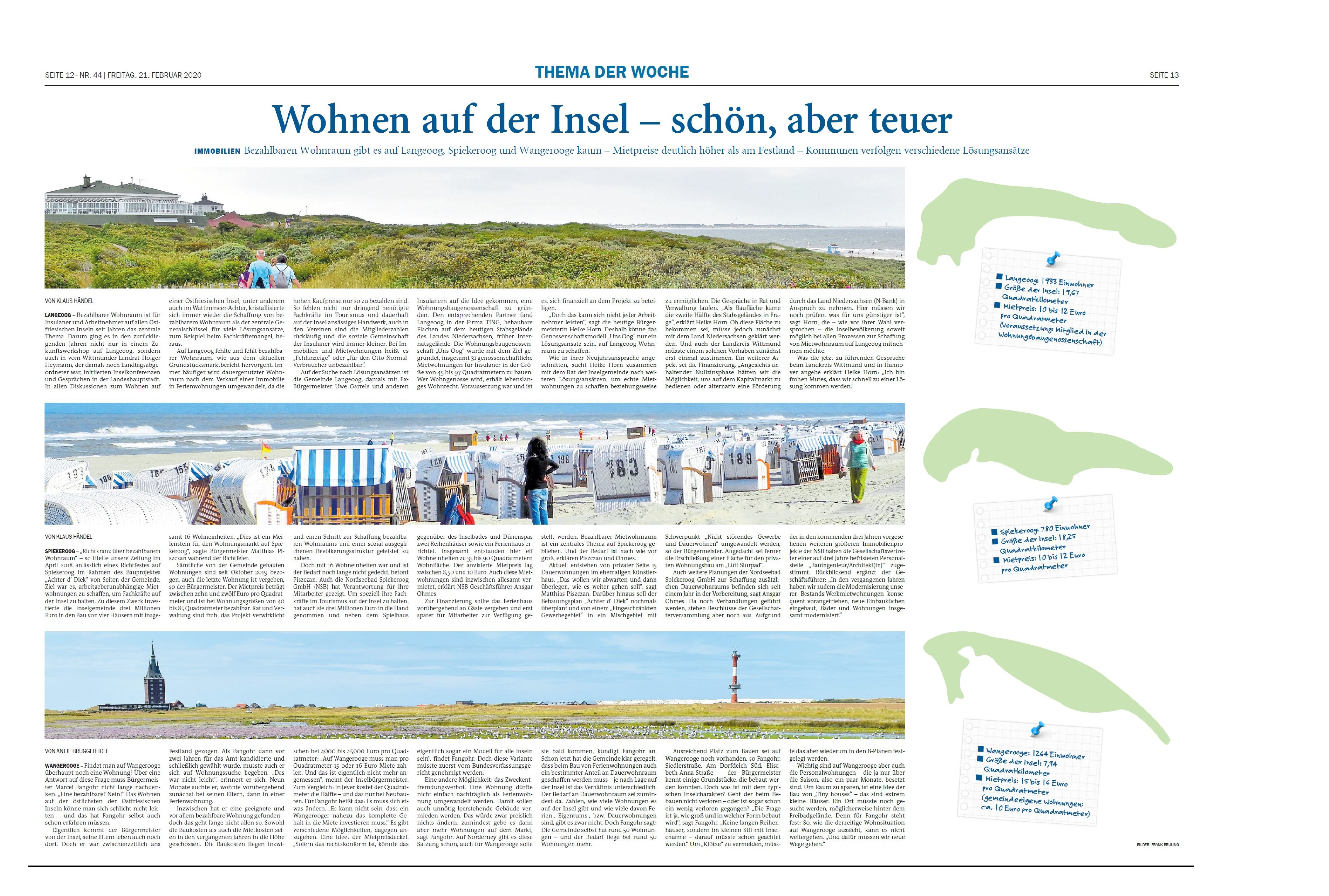 Jeversches Wochenblatt 21.02.2020 IV