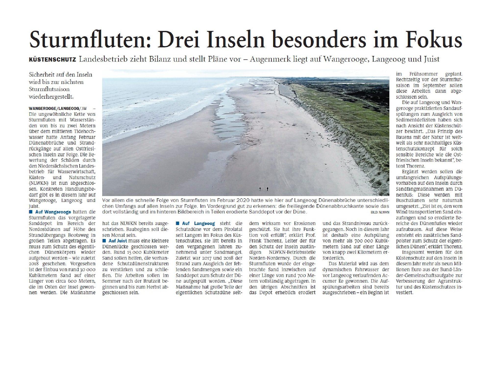 Jeversches Wochenblatt 02.05.2020 III