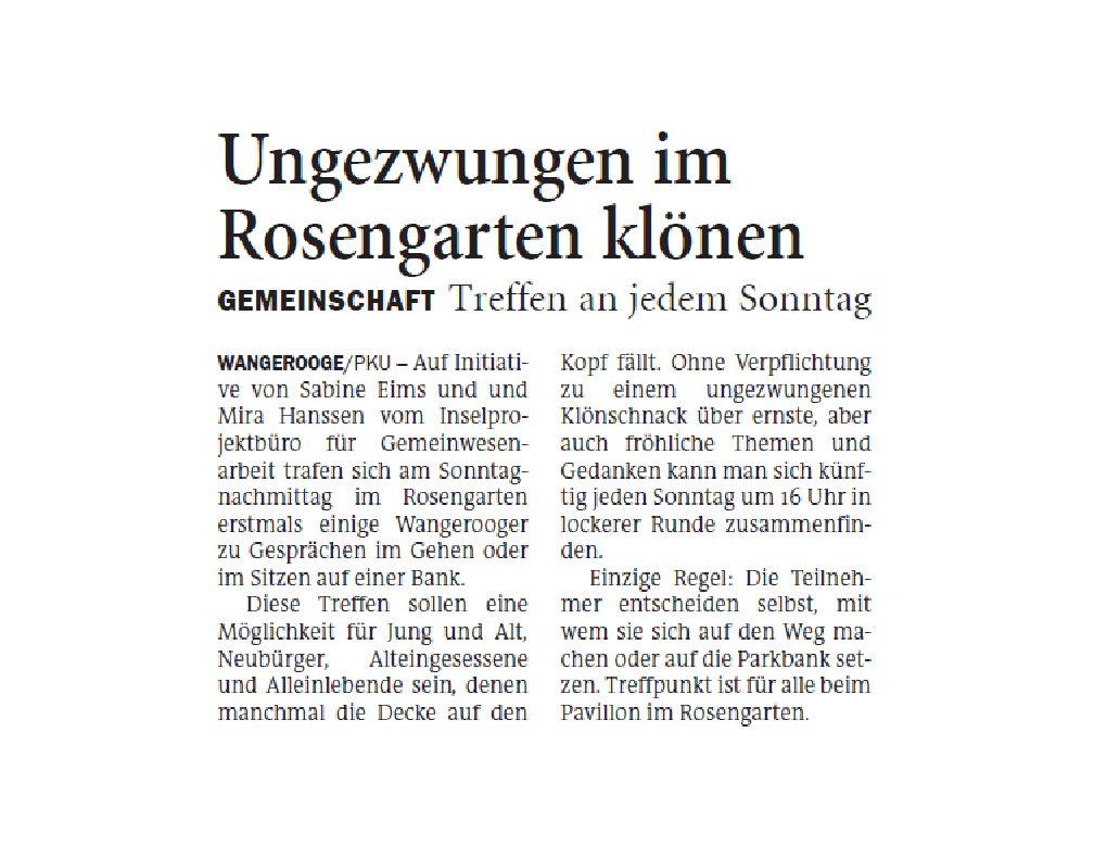 Jeversches Wochenblatt 19.05.2020 II