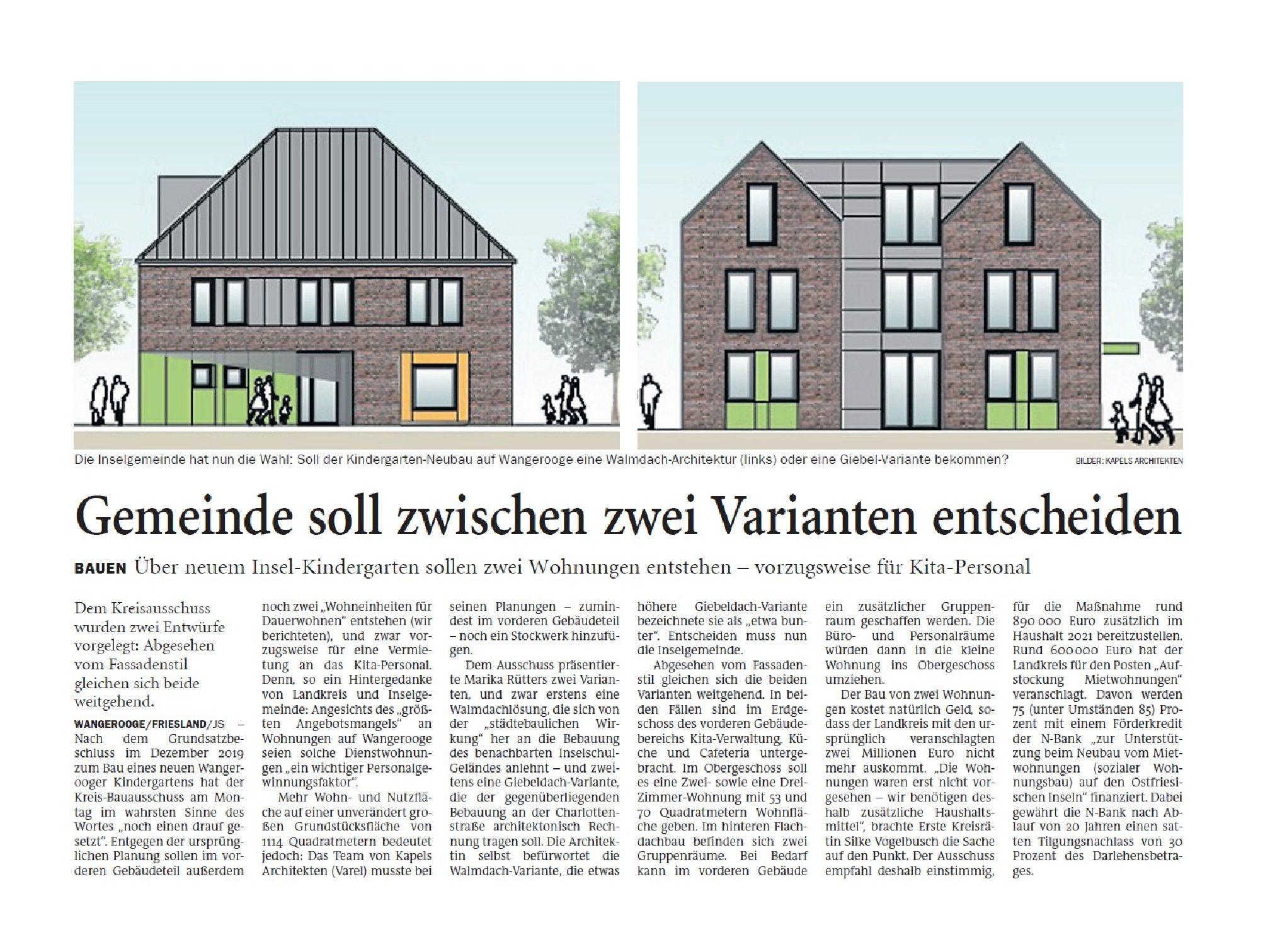 Jeversches Wochenblatt 20.05.2020 II