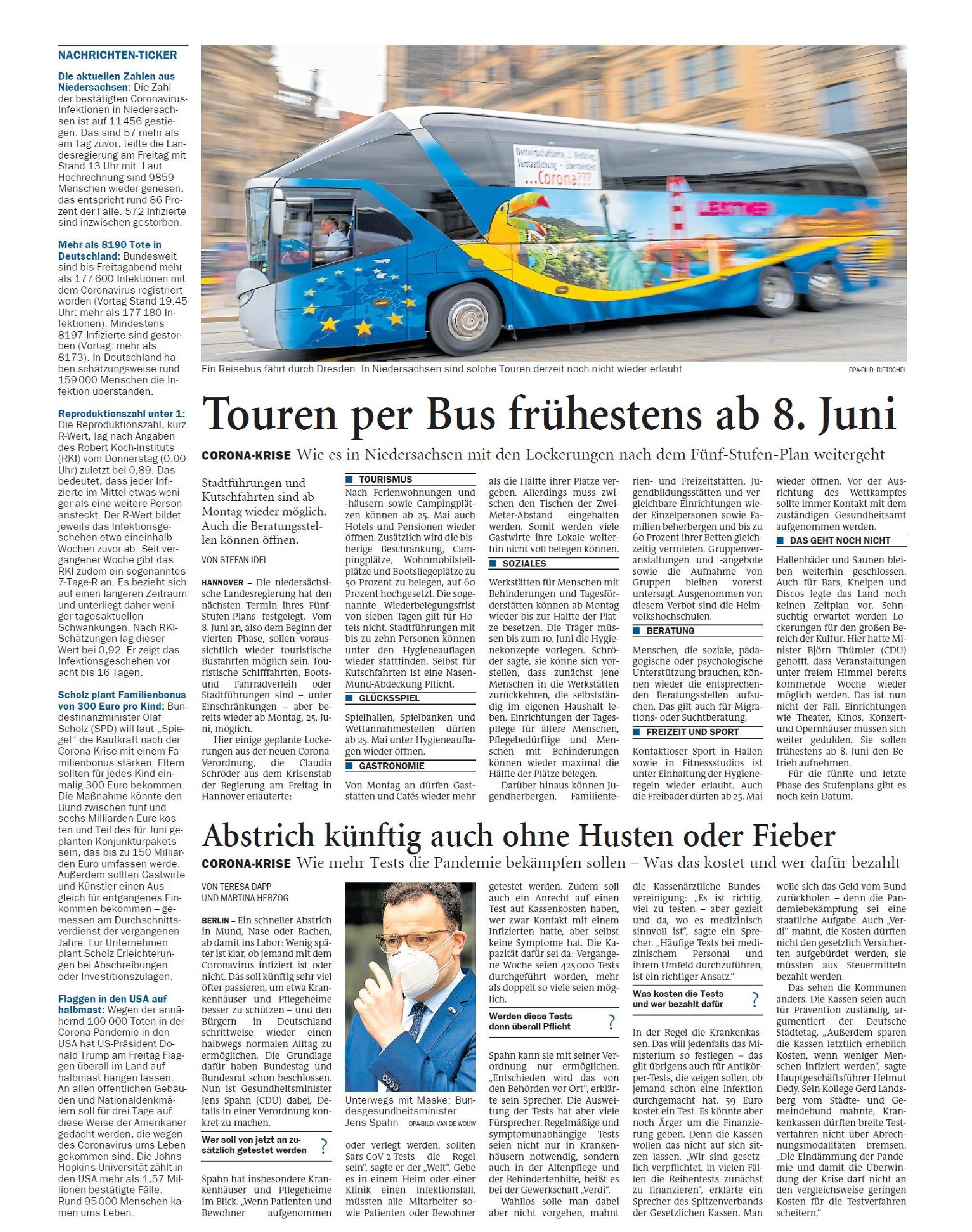 Jeversches Wochenblatt 23.05.2020 III