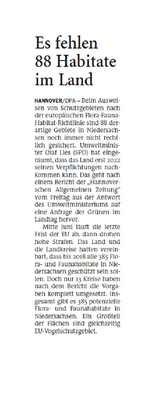 Jeversches Wochenblatt 23.05.2020 V