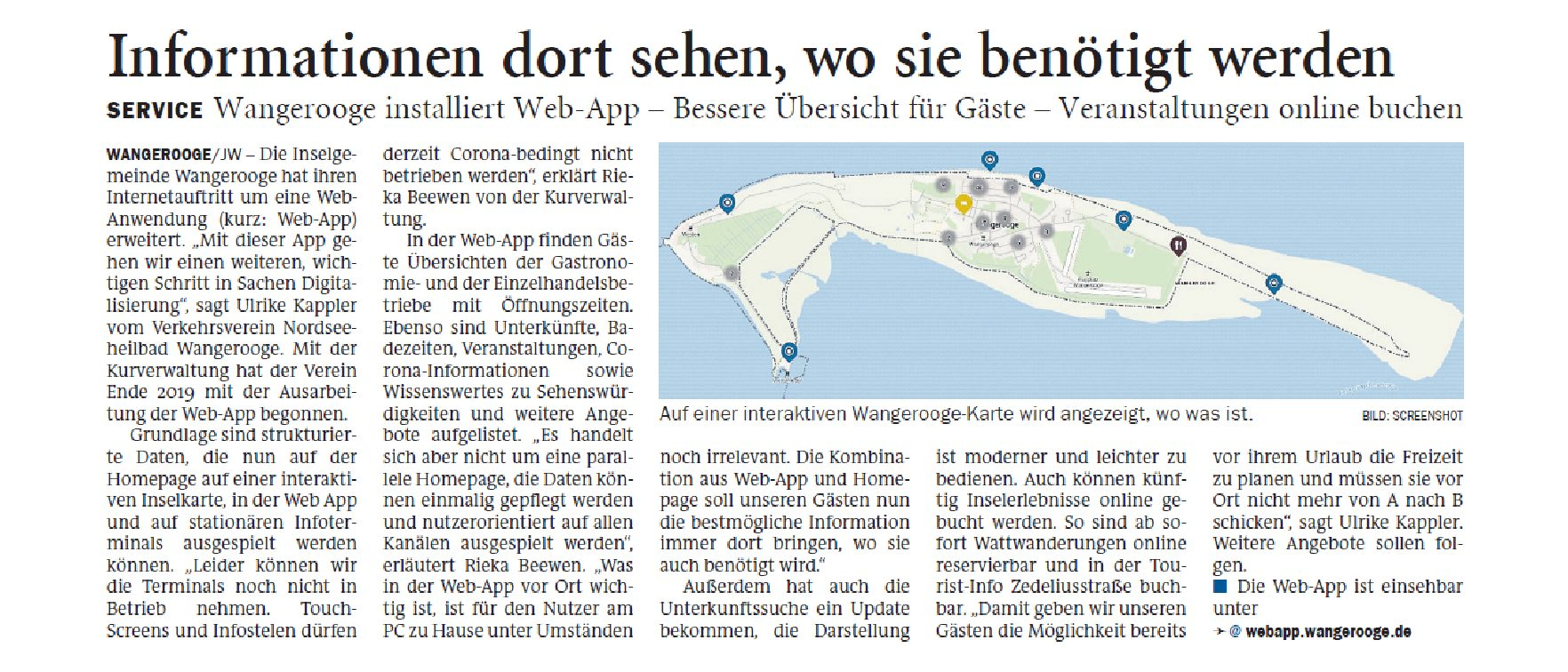 Jeversches Wochenblatt 10.07.2020 II
