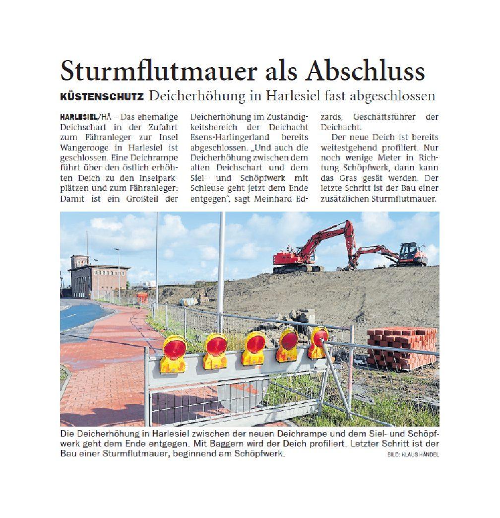 Jeversches Wochenblatt 10.07.2020