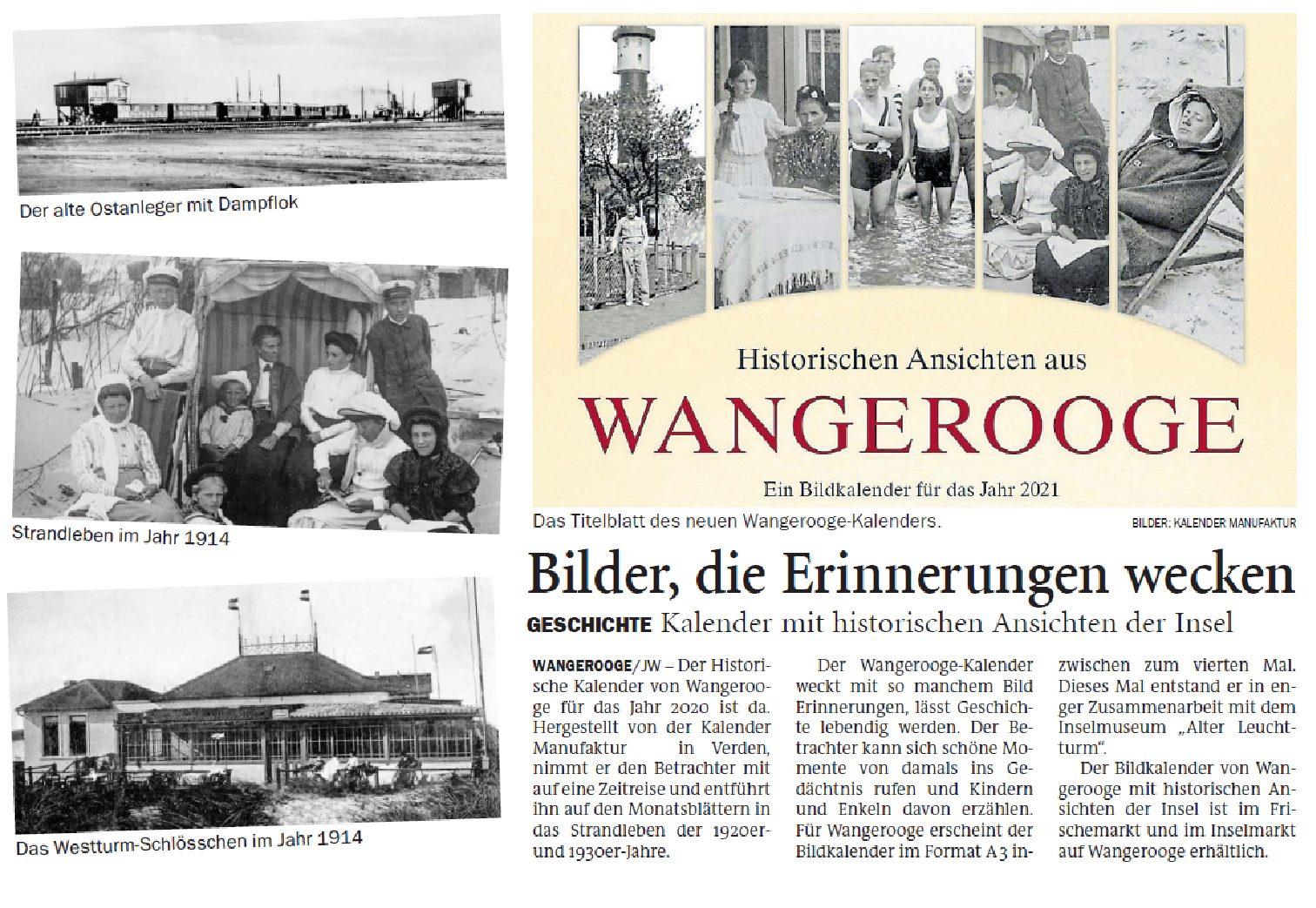 Jeversches Wochenblatt III