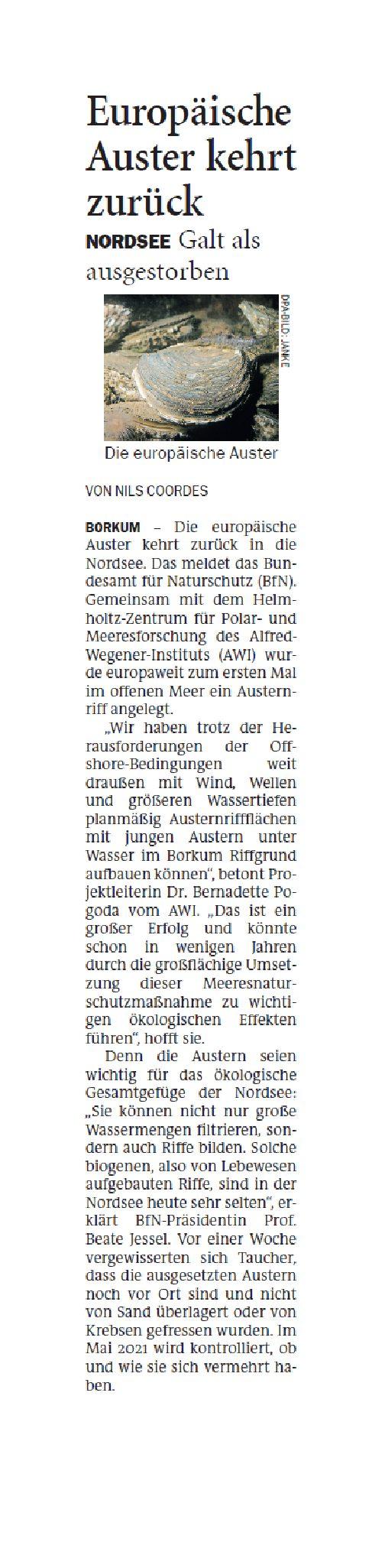 Jeversches Wochenblatt IV