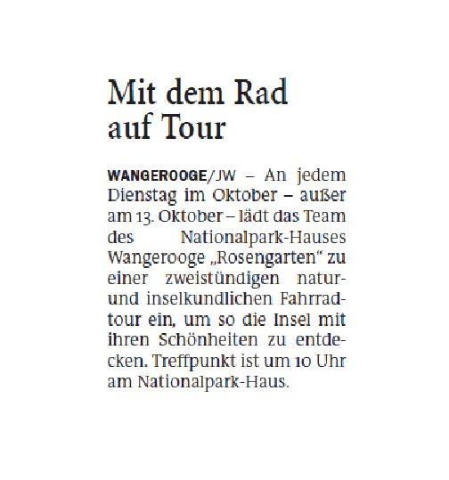 Jeversches Wochenblatt 30.09.2020 V