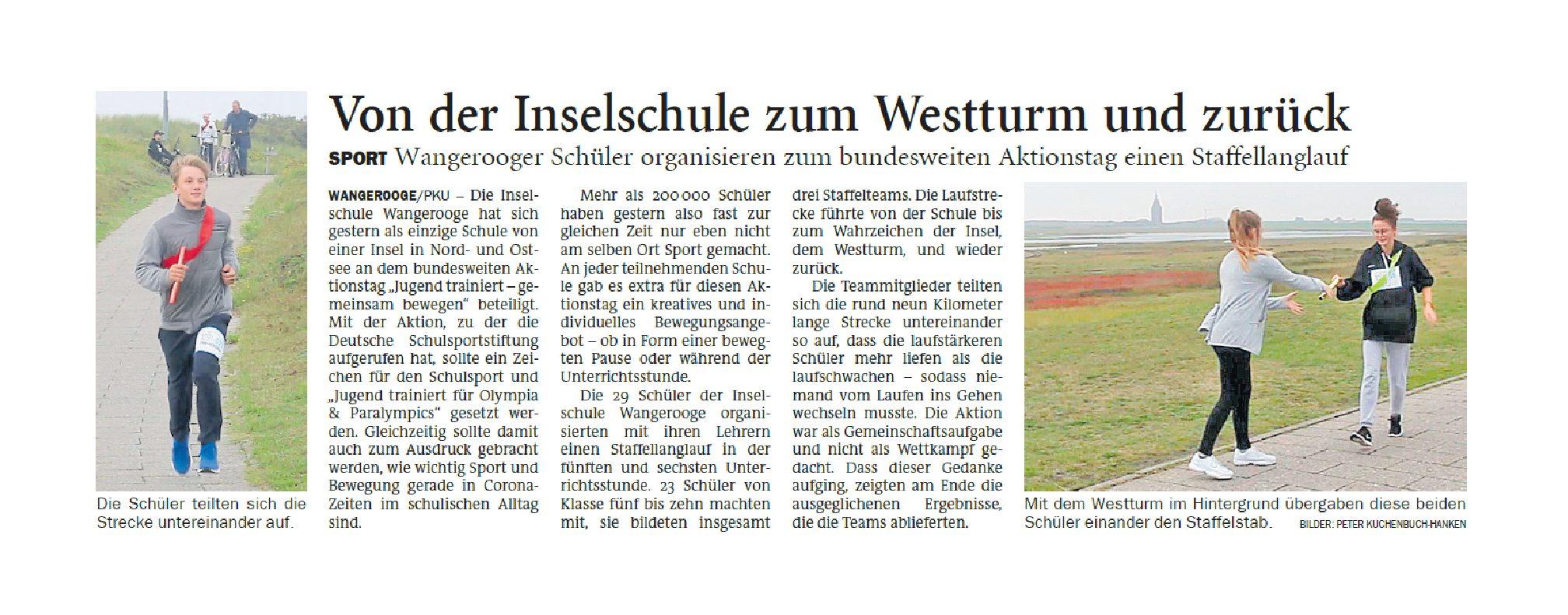 Jeversches Wochenblatt 01.10.2020 III