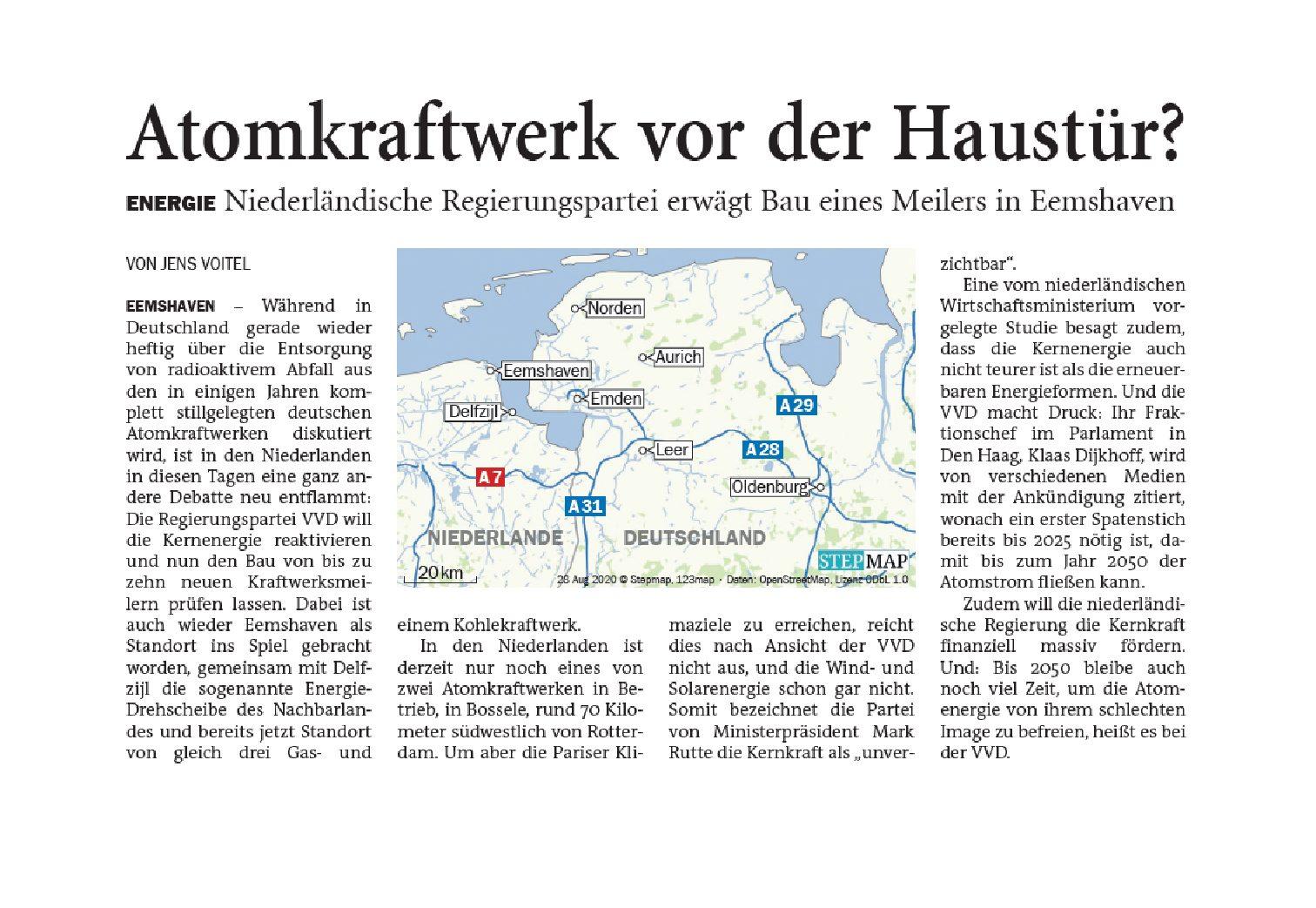 Jeversches Wochenblatt 01.10.2020 IV