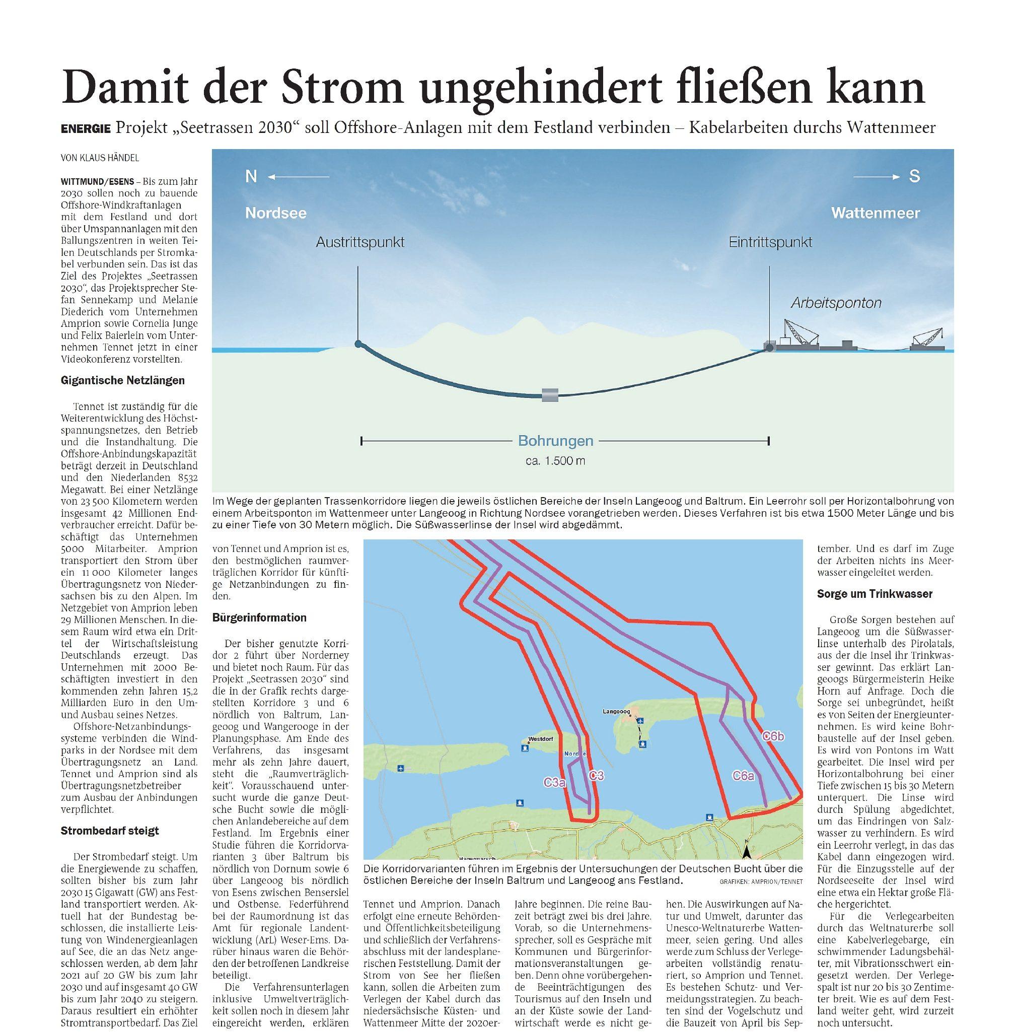 Jeversches Wochenblatt 19.11.2020 IV