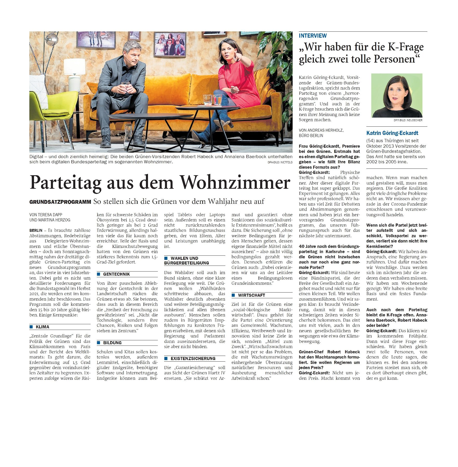 Jeversches Wochenblatt 23.11.2020 VIII