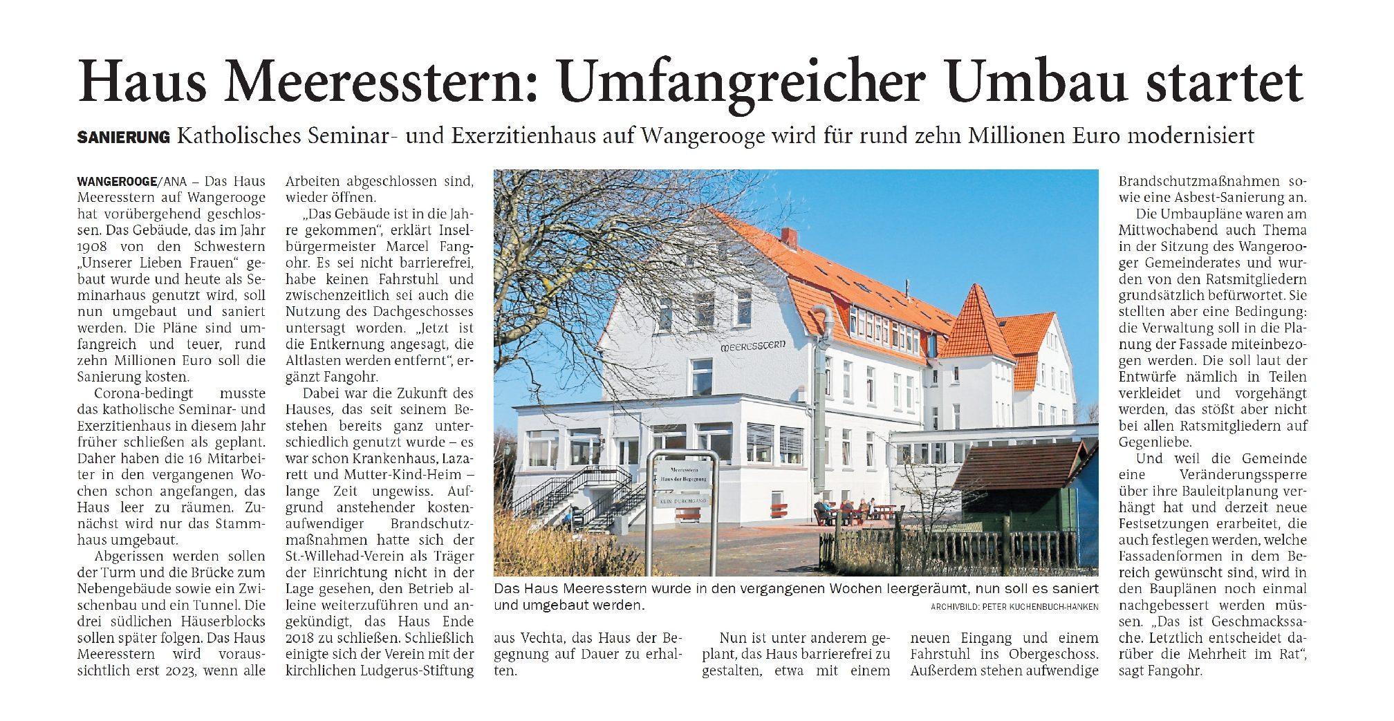 Jeversches Wochenblatt 28.11.2020 III