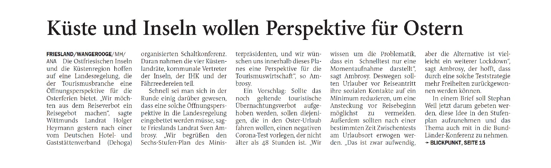 Jeversches Wochenblatt 24.02.2021 III