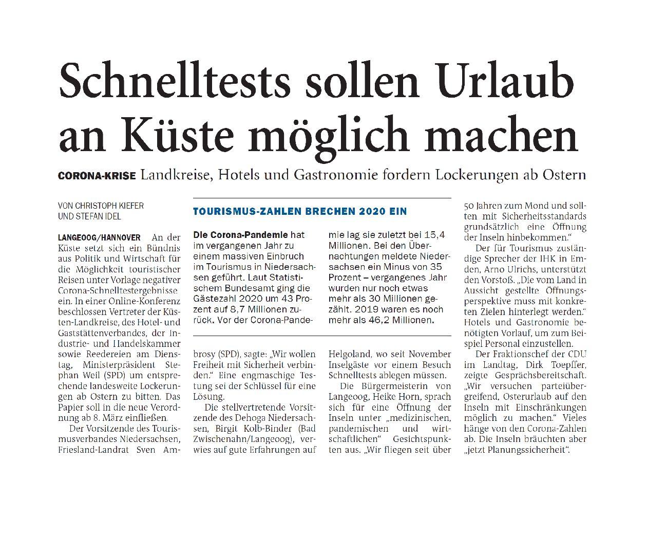 Jeversches Wochenblatt 24.02.2021 IV