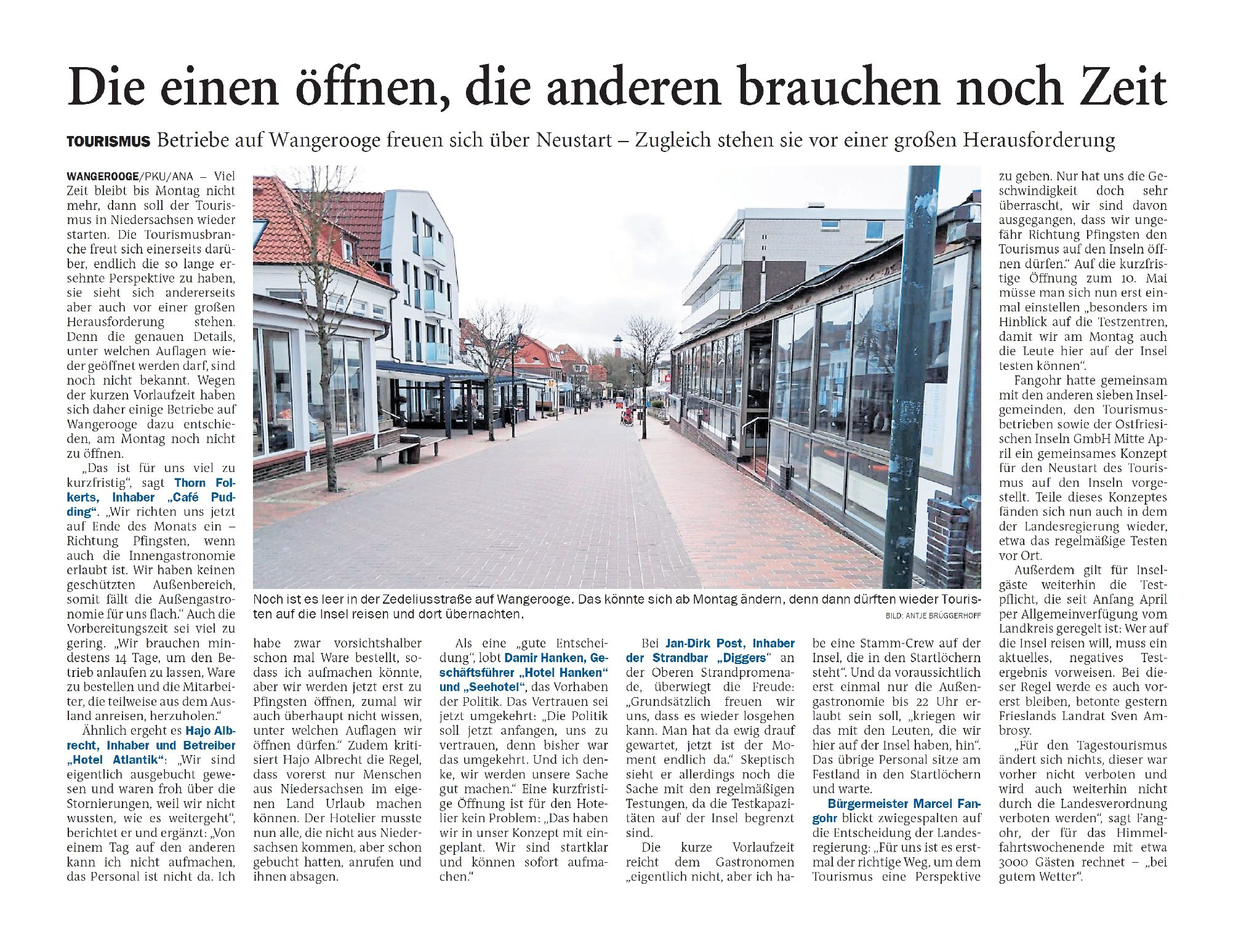 Jeversches Wochenblatt 07.05.2021 II