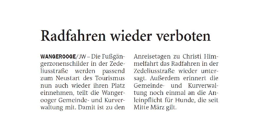 Jeversches Wochenblatt 08.05.2021 IV