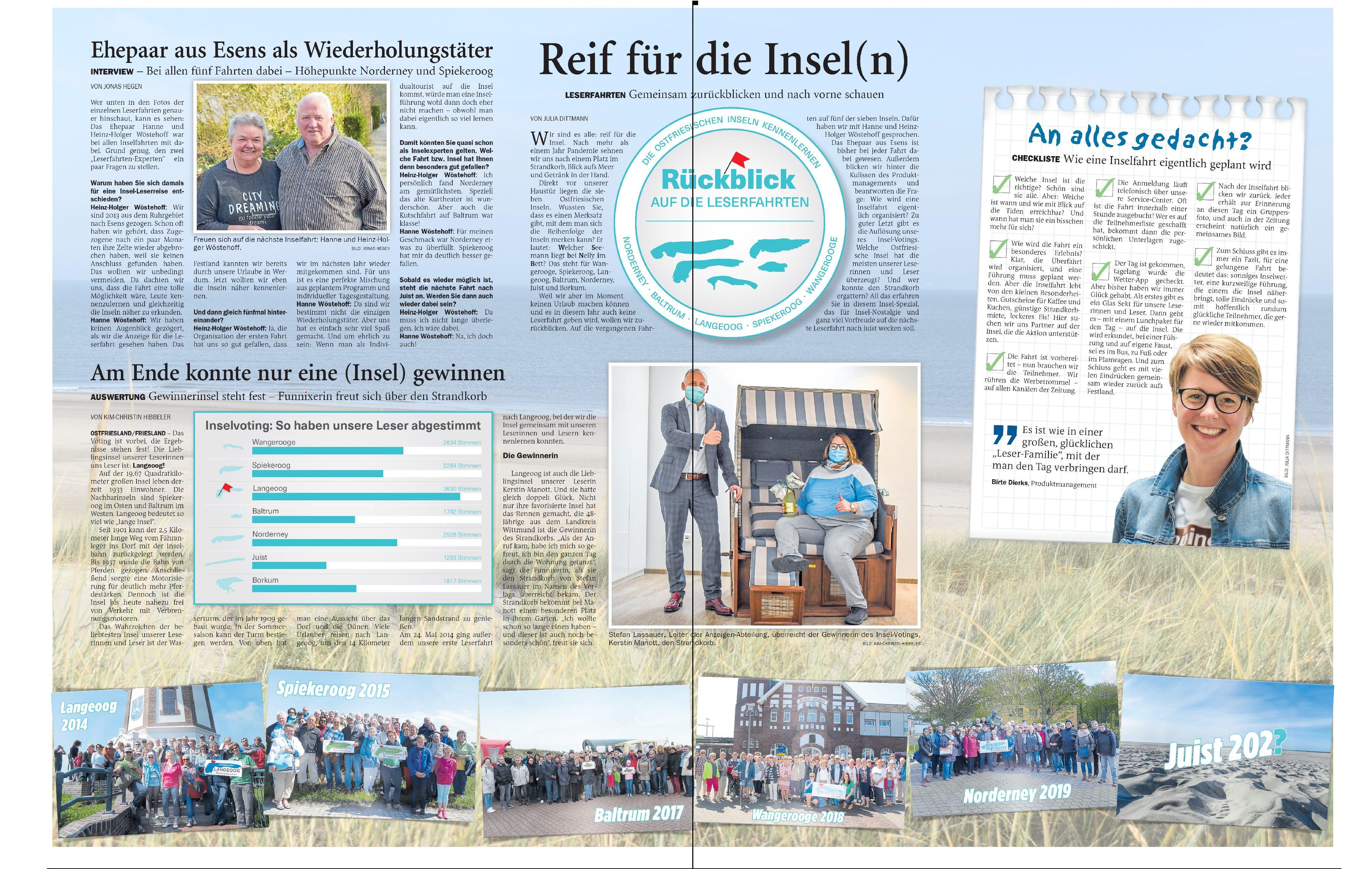 Jeversches Wochenblatt 08.05.2021 V
